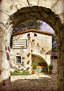 The story san antonio wedding venues gallagher ranch in 1833 just three years before he would enjoy a temporary victory over the texian rebels at the alamo and then get his comeuppance at san jacinto junglespirit Images